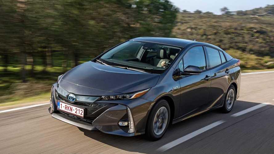 Toyota Prius Plug-In 2020: hasta 45 km de autonomía eléctrica
