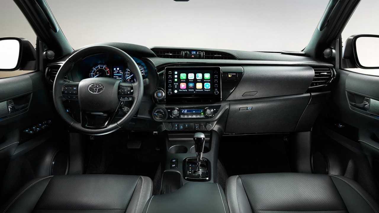 2020 Toyota Vigo First Drive