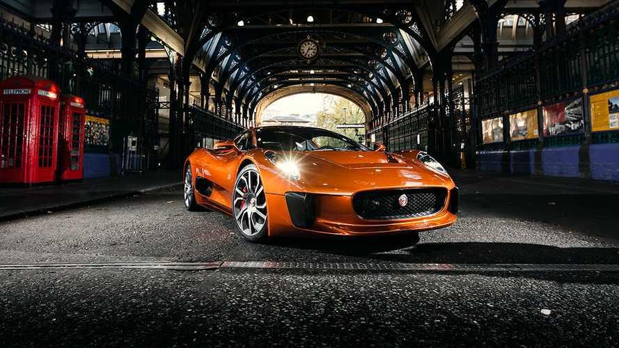 Jaguar C-X75: попытка номер два?