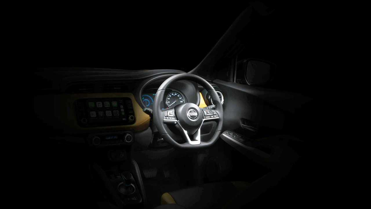 Nissan Kicks 2021 - Teaser
