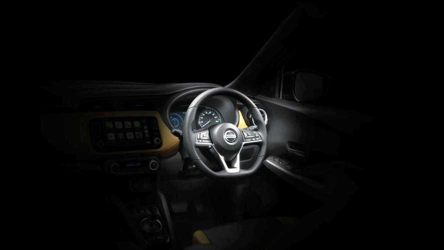 Novo Nissan Kicks 2021 revela interior em teaser
