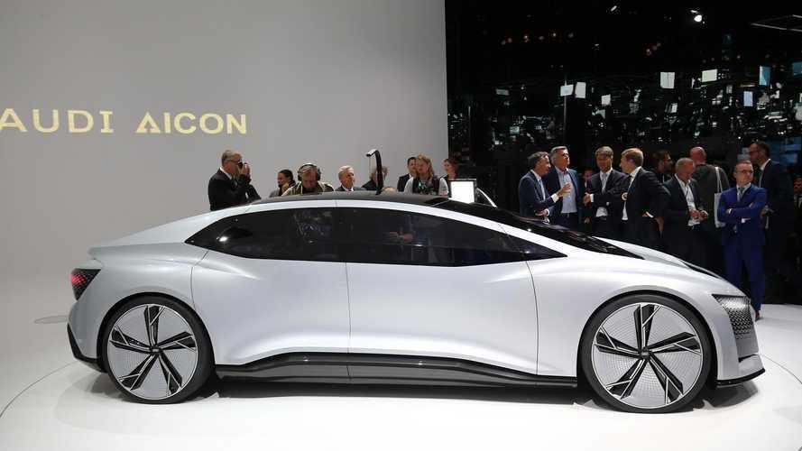 Audi A9 e-tron: sedã elétrico que irá esbanjar tecnologia estreia em 2024