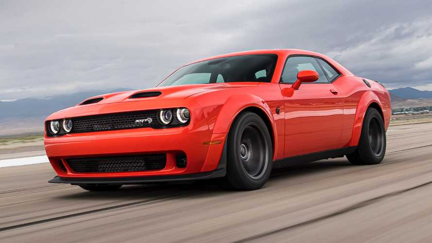 2020 Dodge Challenger SRT Super Stock Costs $99 Per Horsepower