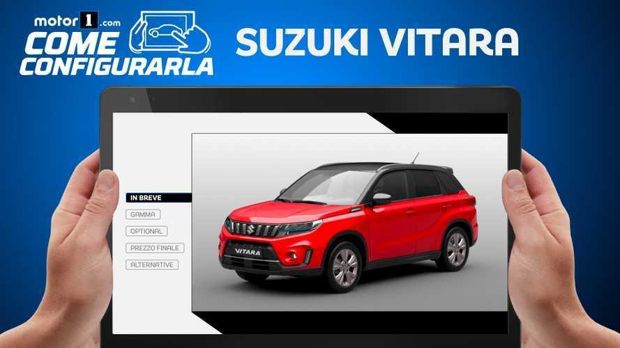 Suzuki Vitara, 1.4 mild Hybrid oppure 1.0 Boosterjet?