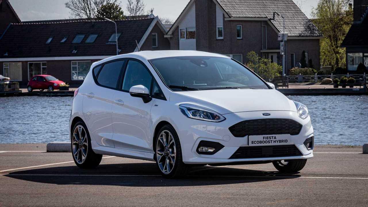 Ford Fiesta, arriva sul mercato la mild hybrid a 48V