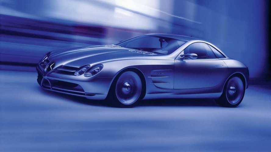 Concept oublié - Mercedes-Benz Vision SLR