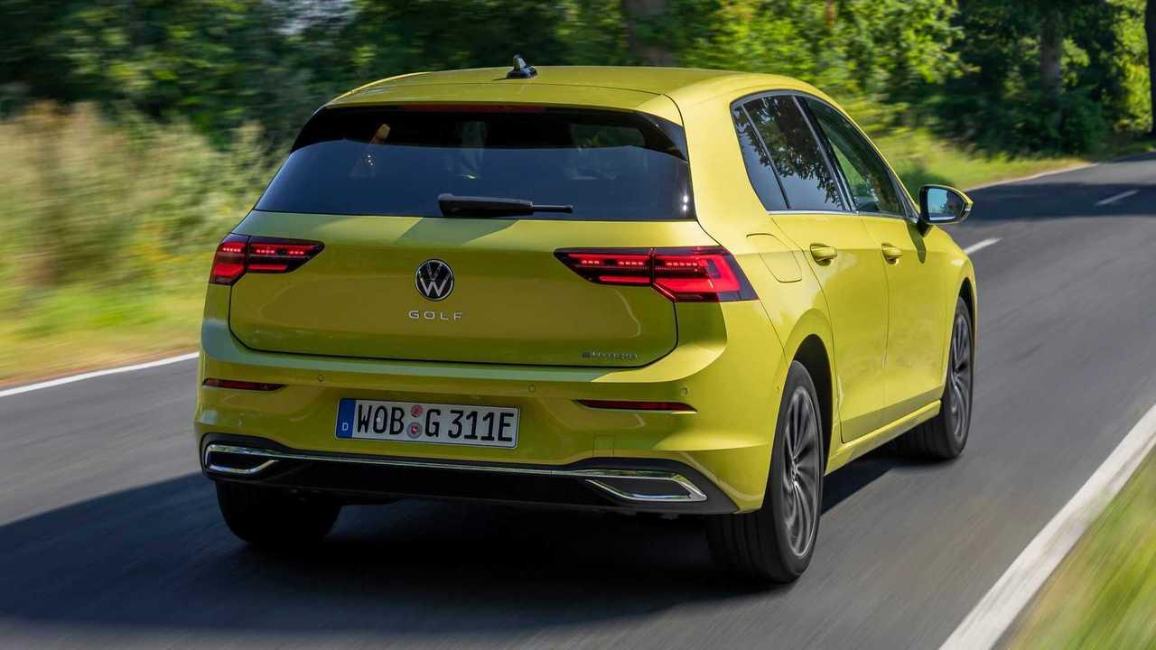 Volkswagen Golf eHybrid (2020)