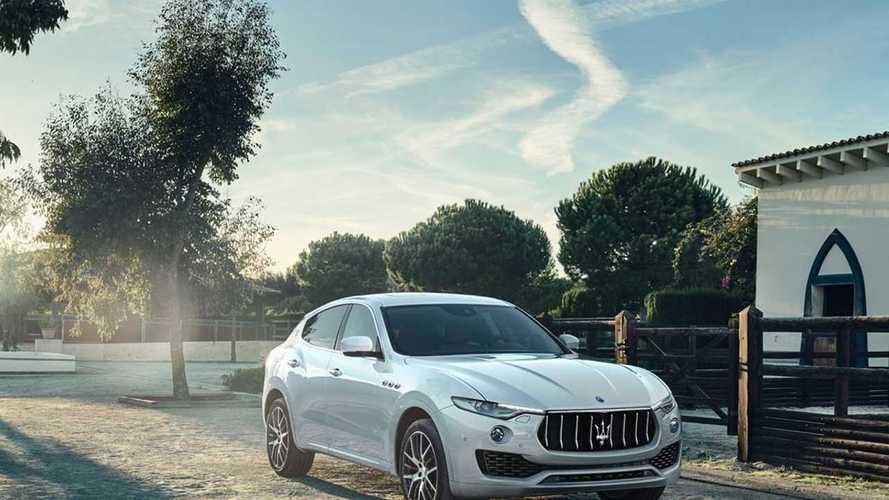 Maserati Levante получит гибридный привод от семейного минивэна