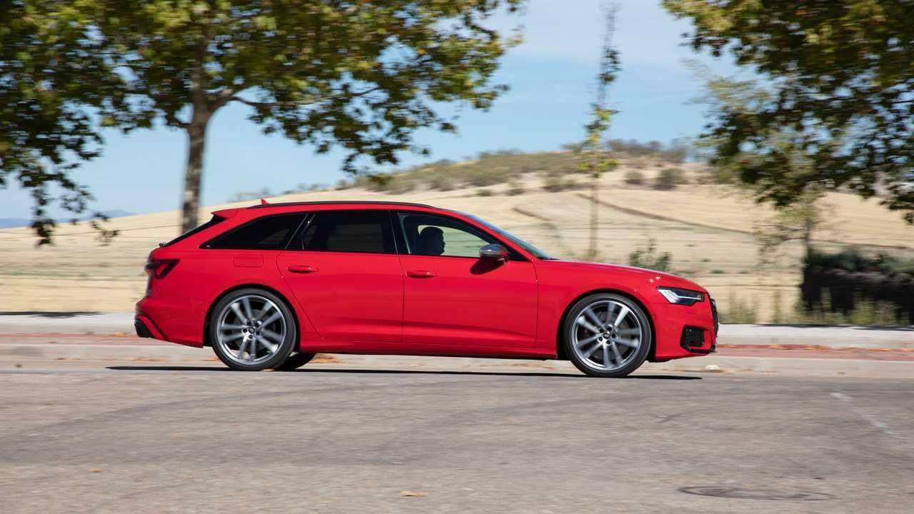 2020 Audi A6 Comes Ratings