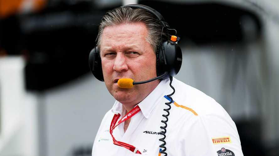 """F1, Brown provoca: """"Le vetture clienti dovrebbero essere gratis"""""""