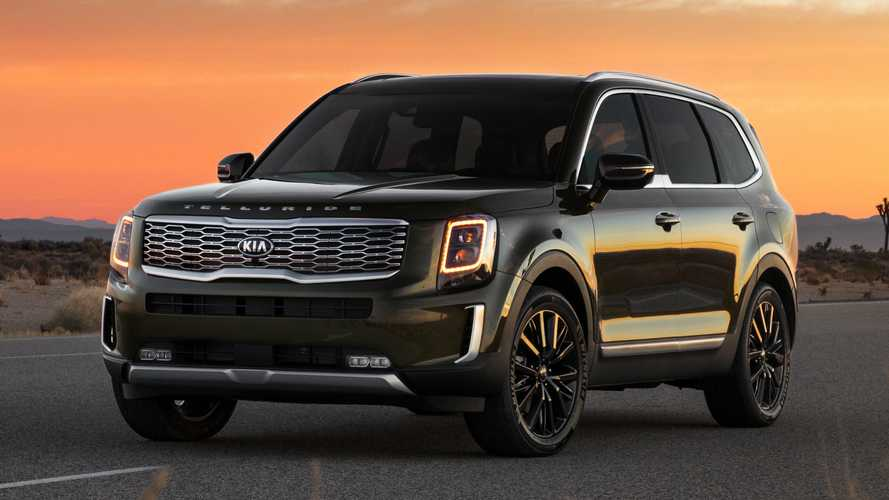 2021 Kia Telluride Nightfall Edition To Feature Black Look
