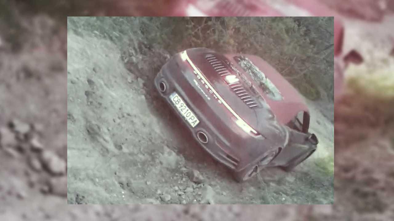 Porsche 911 Off Road