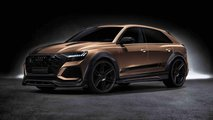 audi rsq8 by manhart
