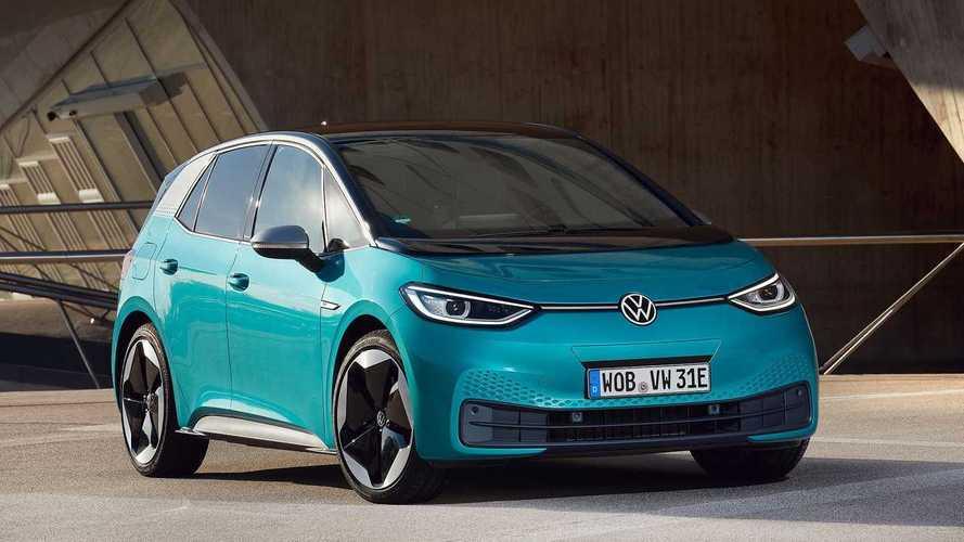 Volkswagen ID.3 превысил паспортный запас хода на 110 километров