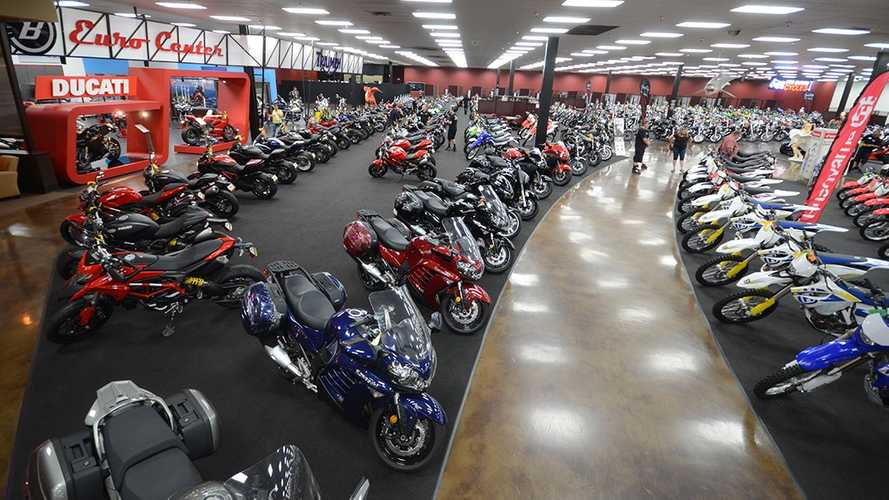 Weekend WTF: Why Are Motorcycle Sales Soaring Again?