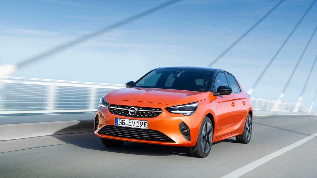 Opel Corsa-e 2020 primera prueba