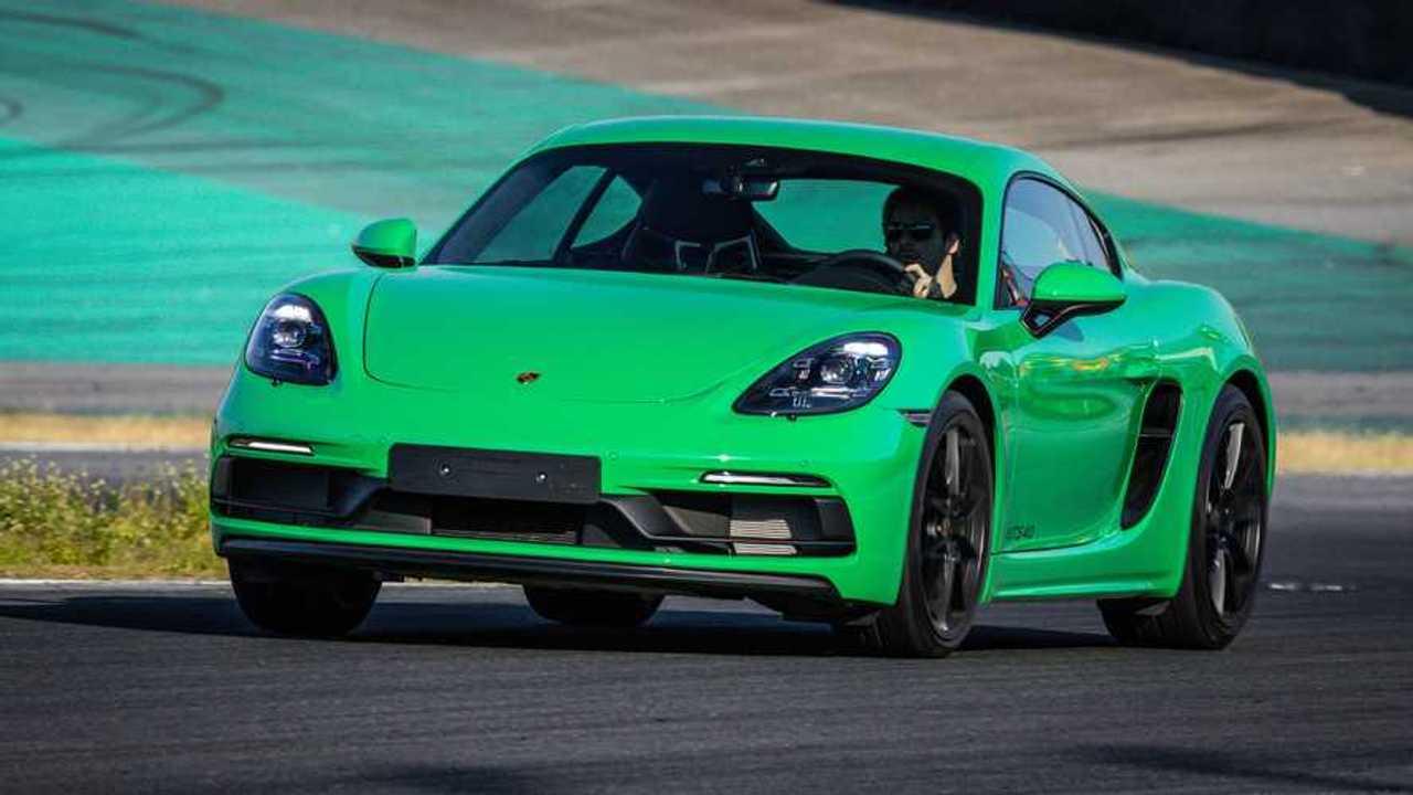 Porsche 718 Cayman GTS 4.0 MT6 (Brasil)