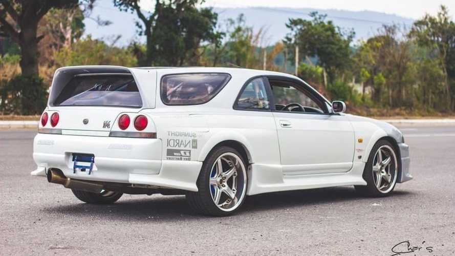 1995 Nissan GT-R Skyline R34 Speed Wagon