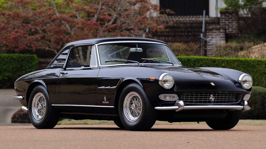 David Letterman's Former 1965 Ferrari 275 GTS Headed For Auction