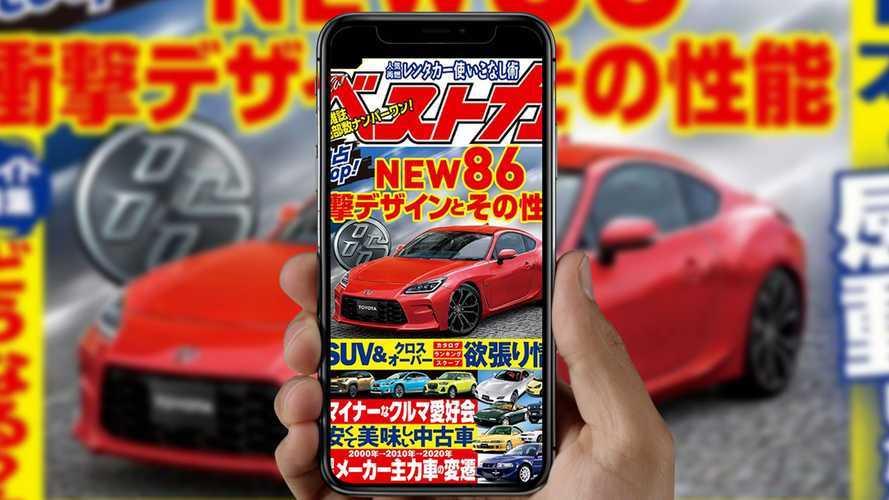 Nuevo Toyota GR86 2021: ¿podría ser así?