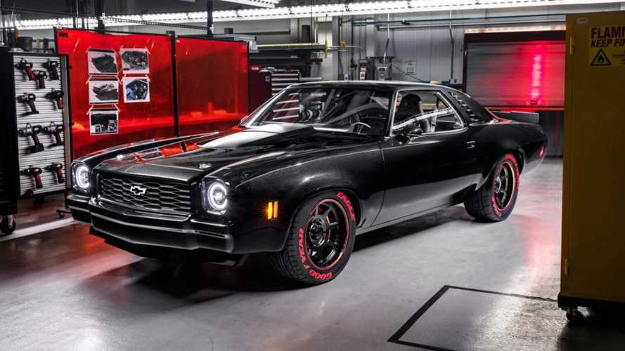 775bhp Chevrolet Chevelle gets GM's most powerful engine
