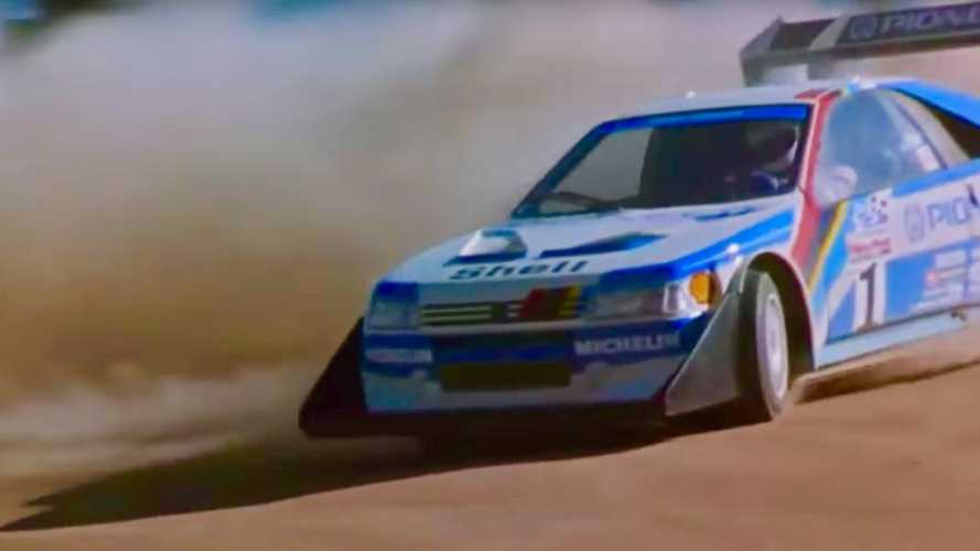 Peugeot 405 T16: The ultimate rally car