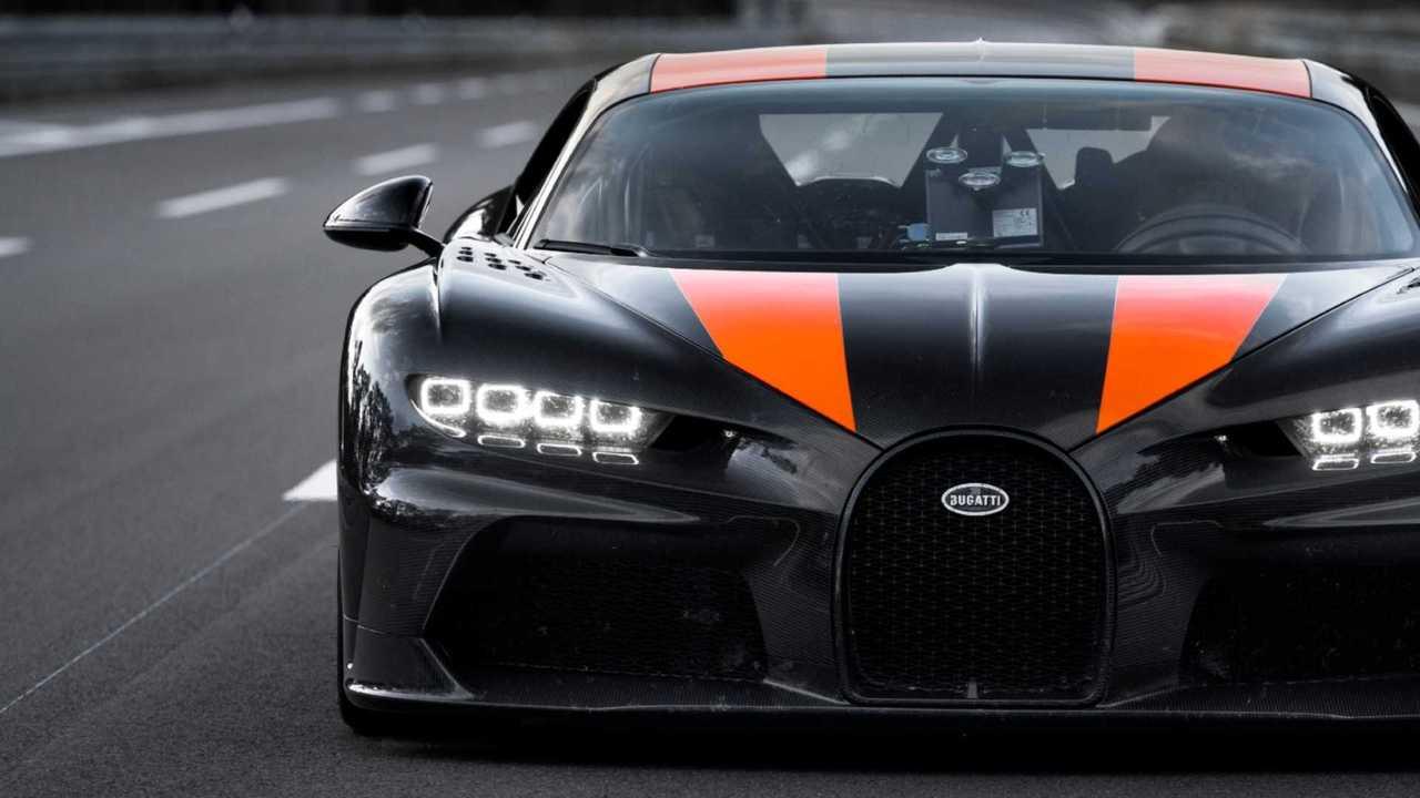 I segreti della Bugatti Chiron tra tecnica e design