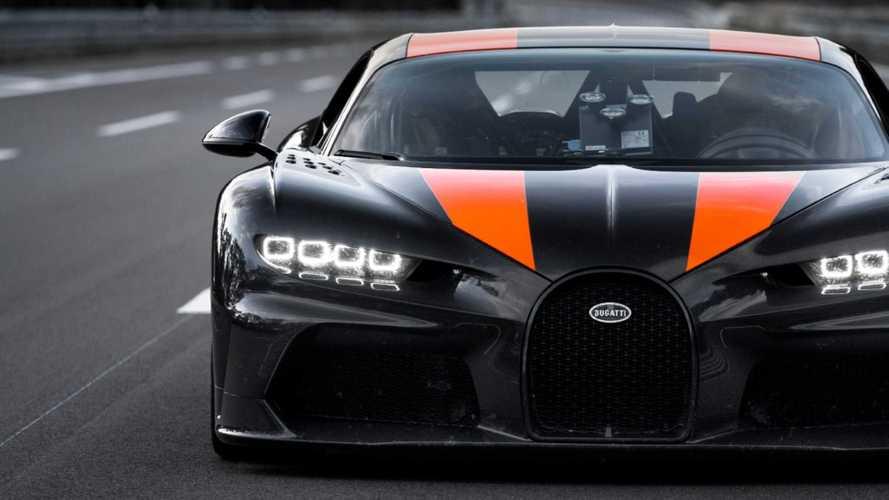 I segreti della Bugatti Chiron da 490 km/h tra tecnica e design