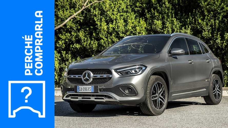 Mercedes GLA, perché comprarla e perché no