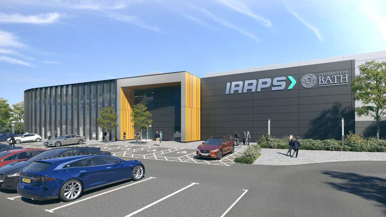 University of Bath IAAPS