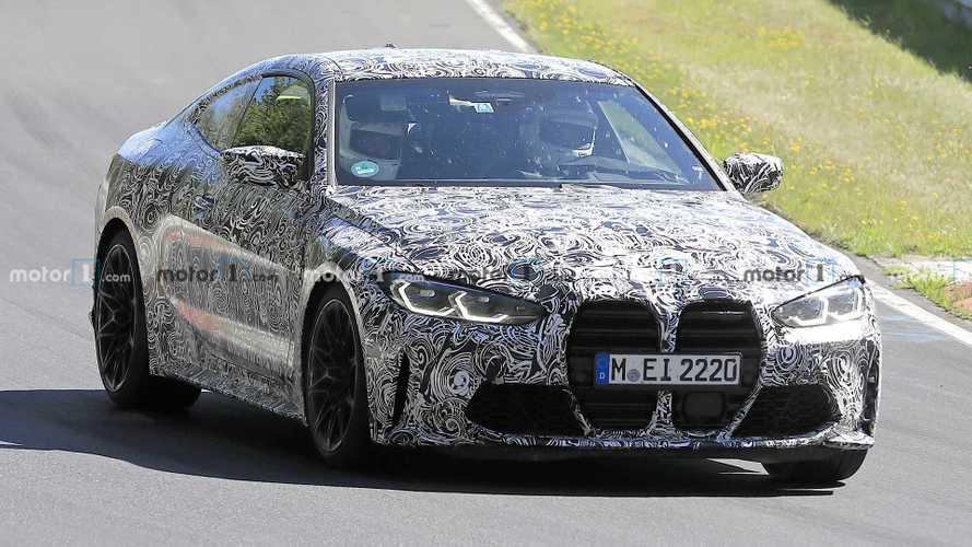 BMW M3 ve M4 prototipleri, yeniden Yeşil Cehennem'de