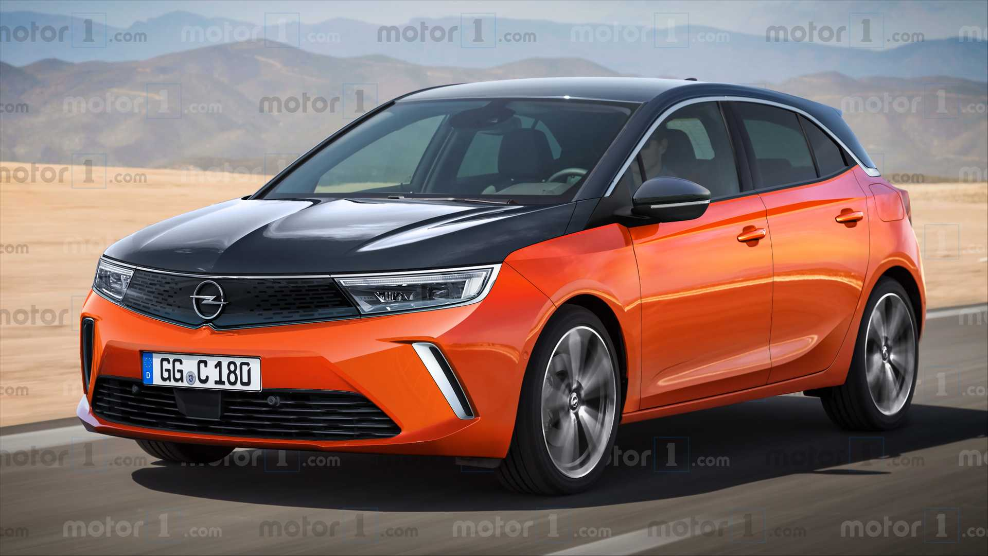 new opel astra this is what it could look like