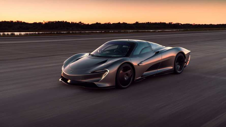 McLaren Speedtail for sale