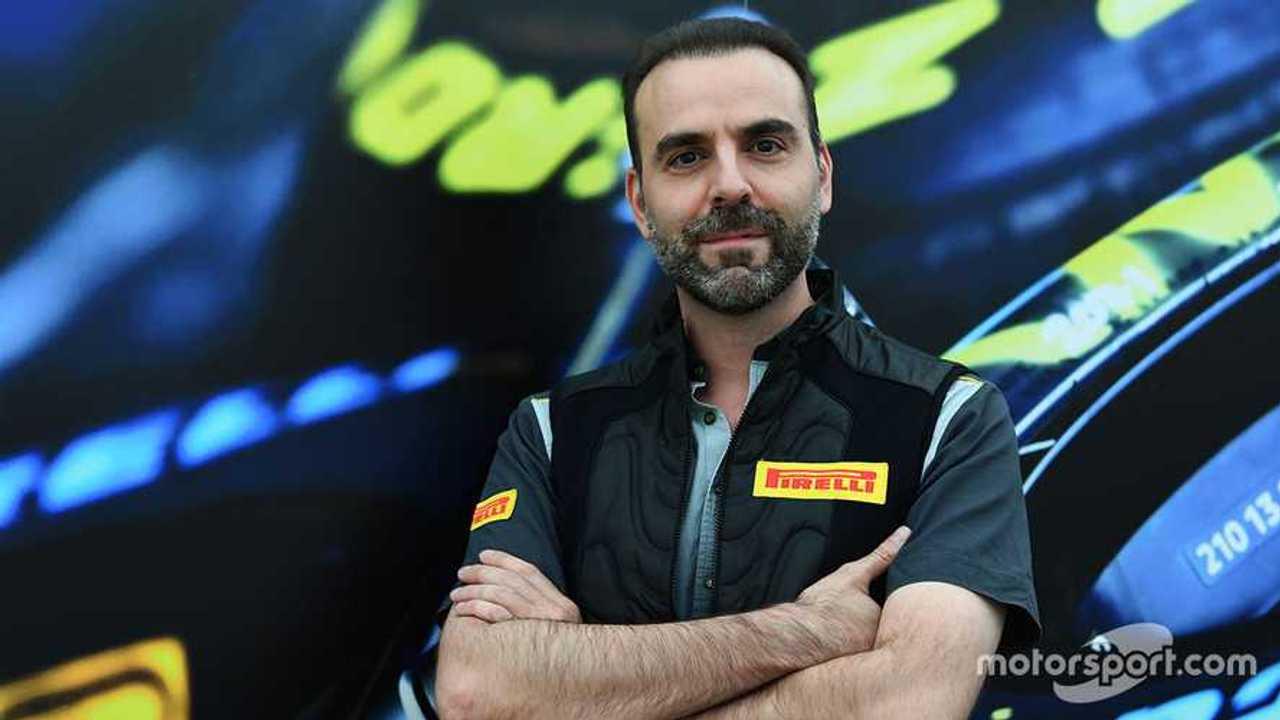 Manuel Munoz, Pirelli Engineer
