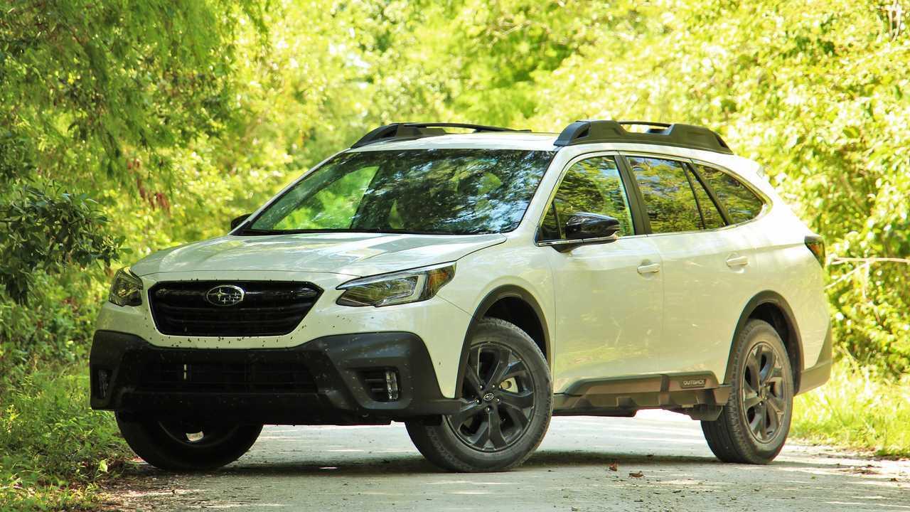 Subaru Outback Onyx Edition XT 2020 года: характеристика