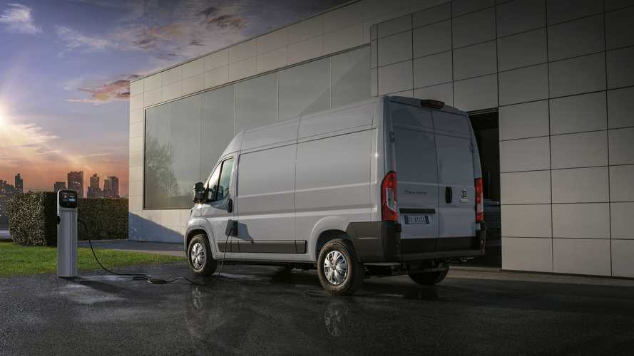 Fiat Announces Specs And Prices Of E-Ducato