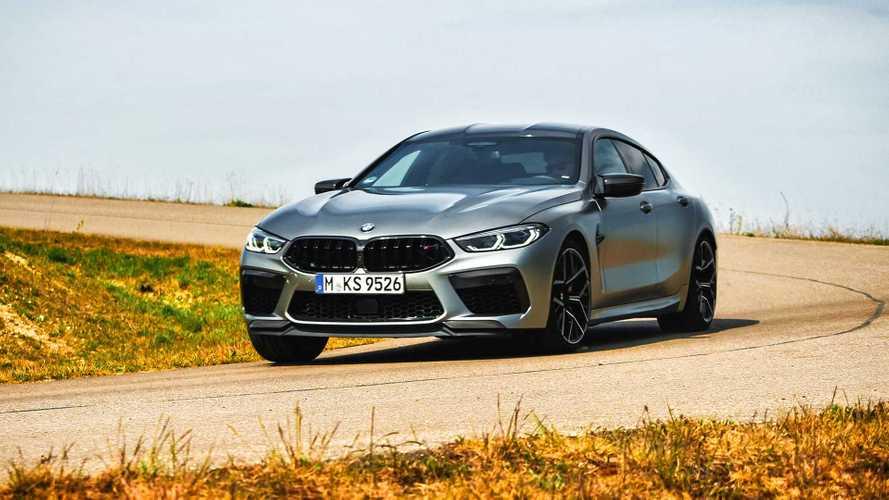Test BMW M8 Gran Coupé Competition (2020): Besser als RS 7 und AMG GT 63 S?