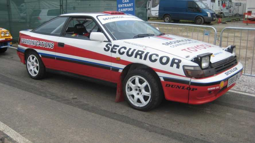 Buy this Toyota Celica with an infamous Rally GB past