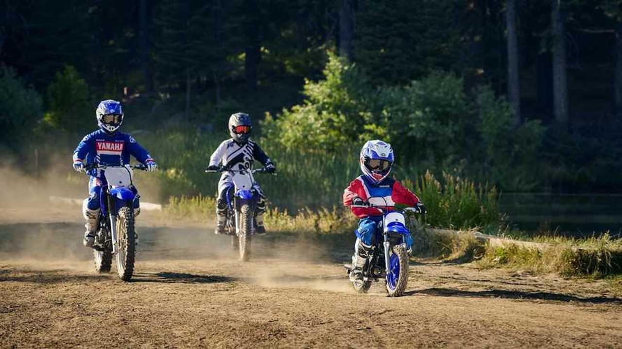 2021 Yamaha Trail Bikes