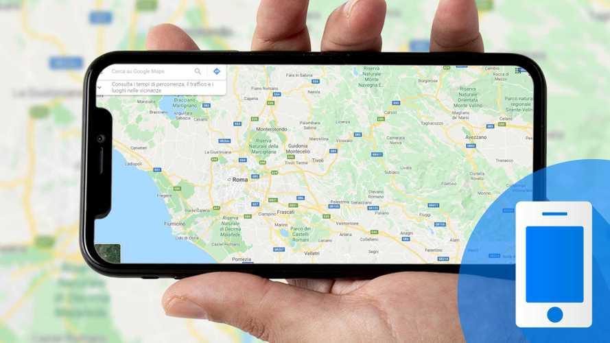 Come pianificare un viaggio in auto con Google Maps
