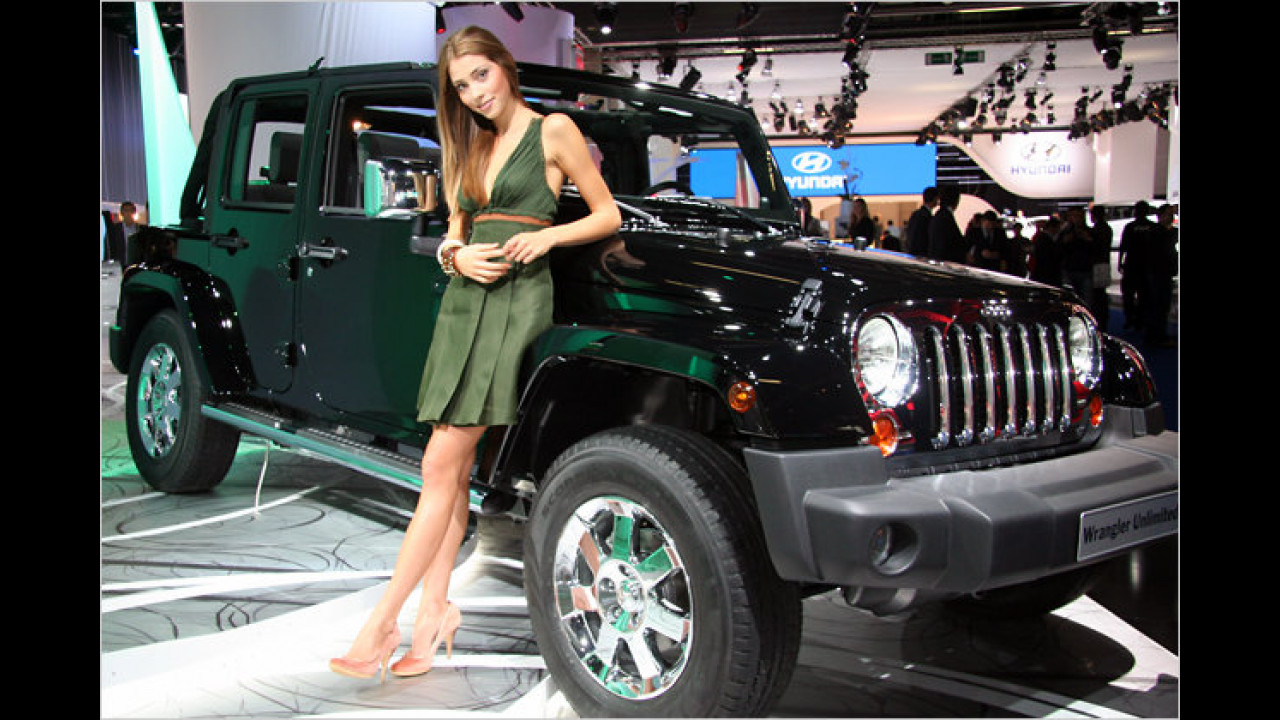 Jaja, auch Jeep entdeckt jetzt