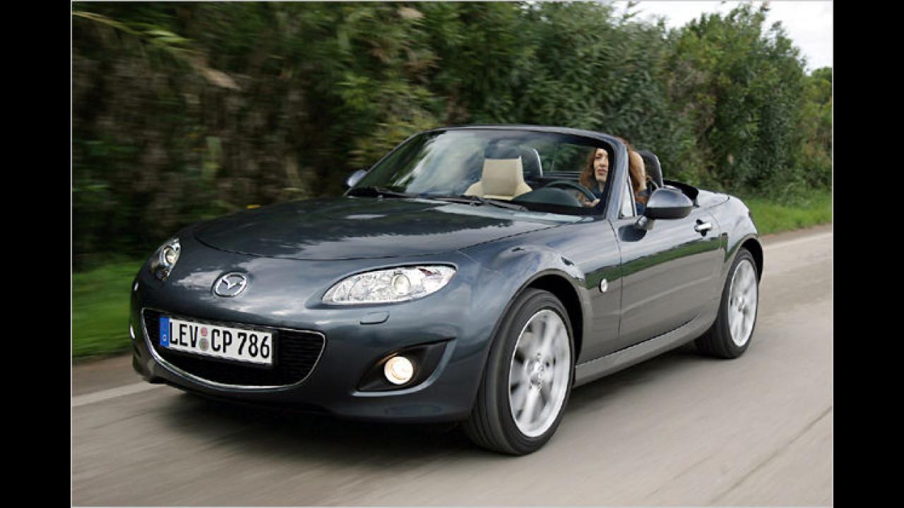 Frauenauto: Mazda MX-5