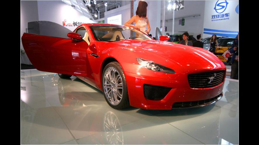 Auto China 2010 in Peking: Die Neuheiten der chinesischen Hersteller