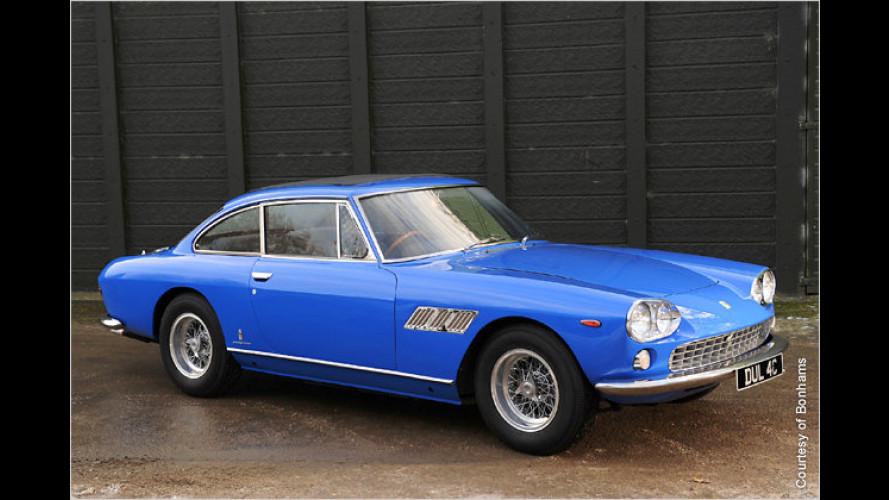 John Lennons Ferrari unterm Hammer