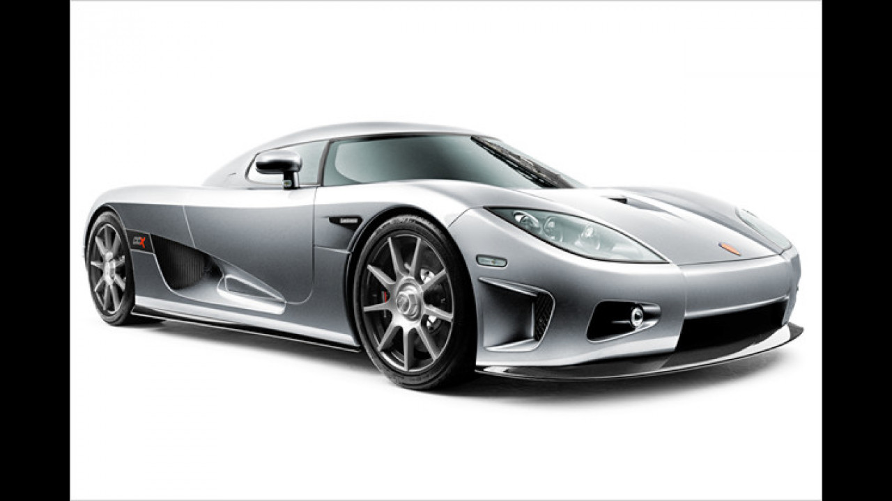 Koenigsegg Limited Edition CCXR