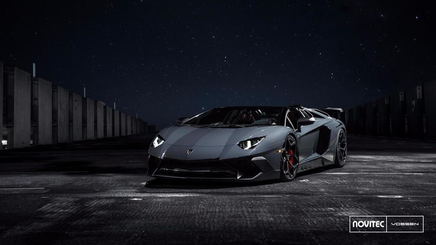 Novitec'ten bir Lamborghini modifikasyonu daha!