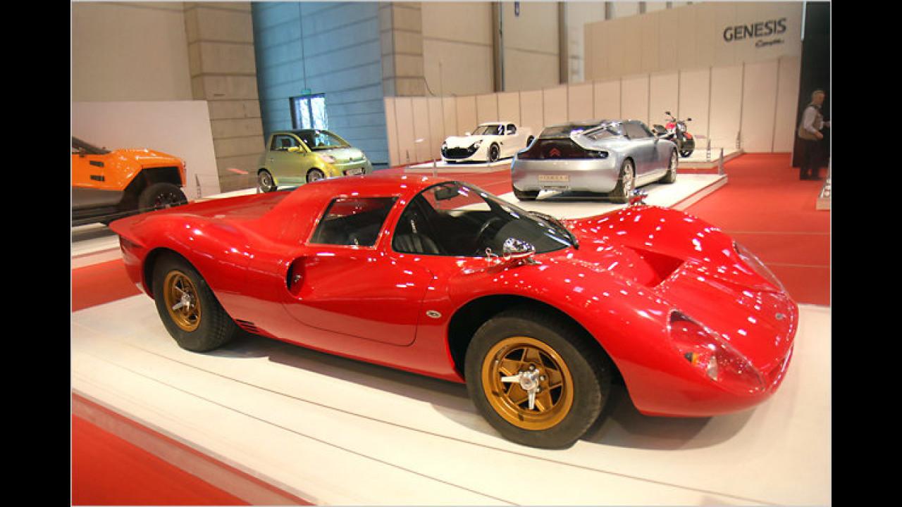 Sbarro Ferrari P4