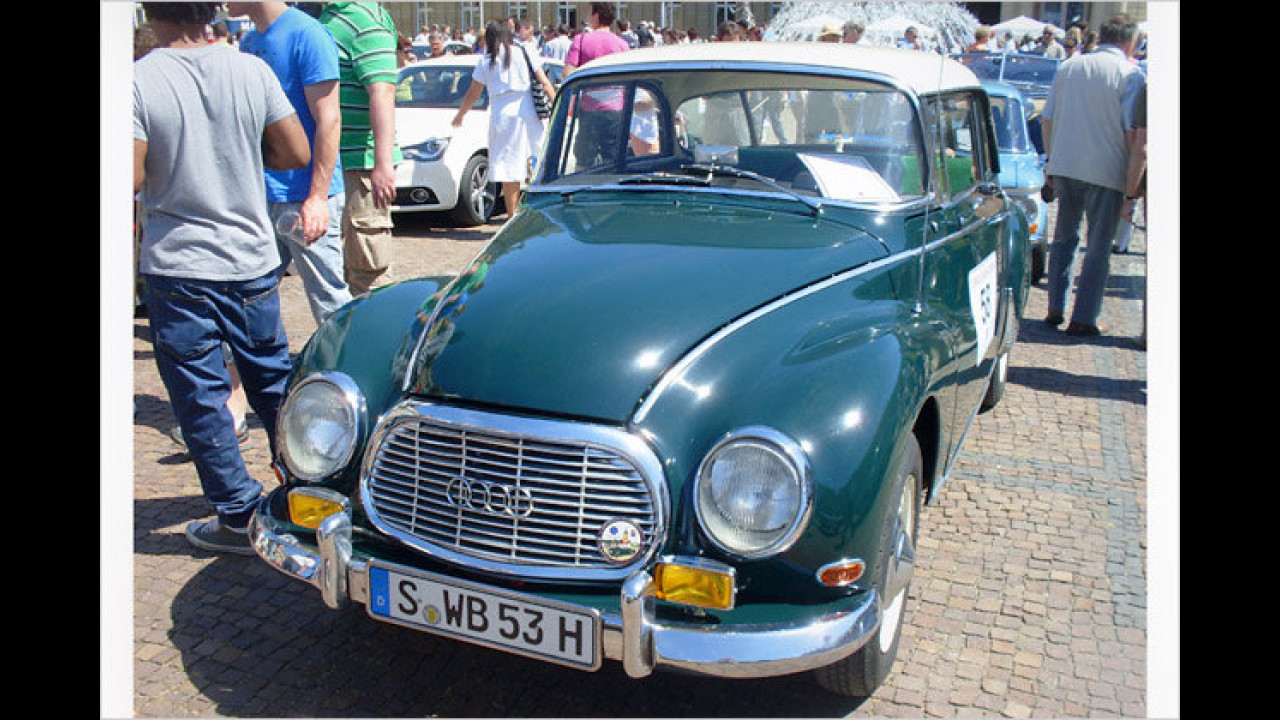 Auto Union 1000 S Coupé de Luxe