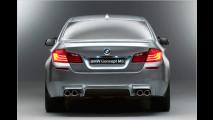 Neuer BMW M5: Mit V8