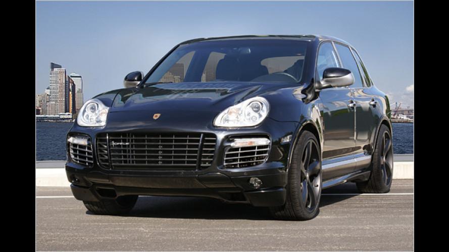 Neuer Look für den ungelifteten Porsche Cayenne